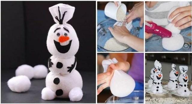Cum îl faci pe Olaf acasă?