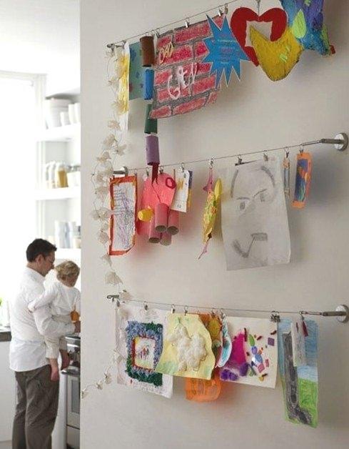 Idei deștepte pentru organizarea camerelor copiilor