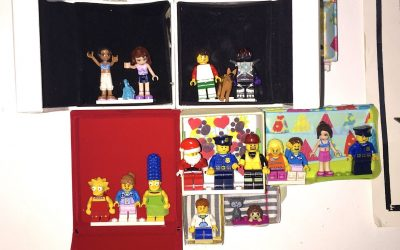 LEGO: Cum să faci un dulăpior de figurine