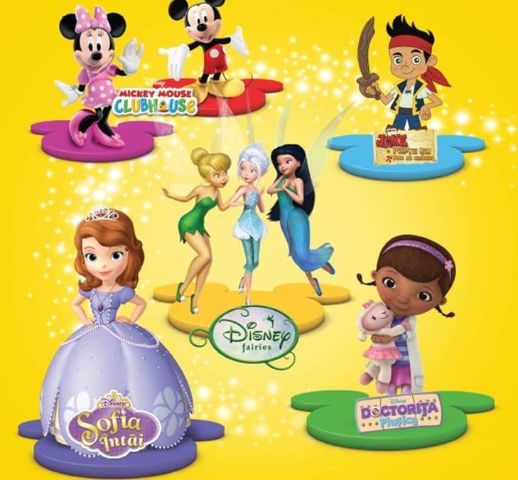 Afla indiciile si ghiceste cine vine la Disney Junior