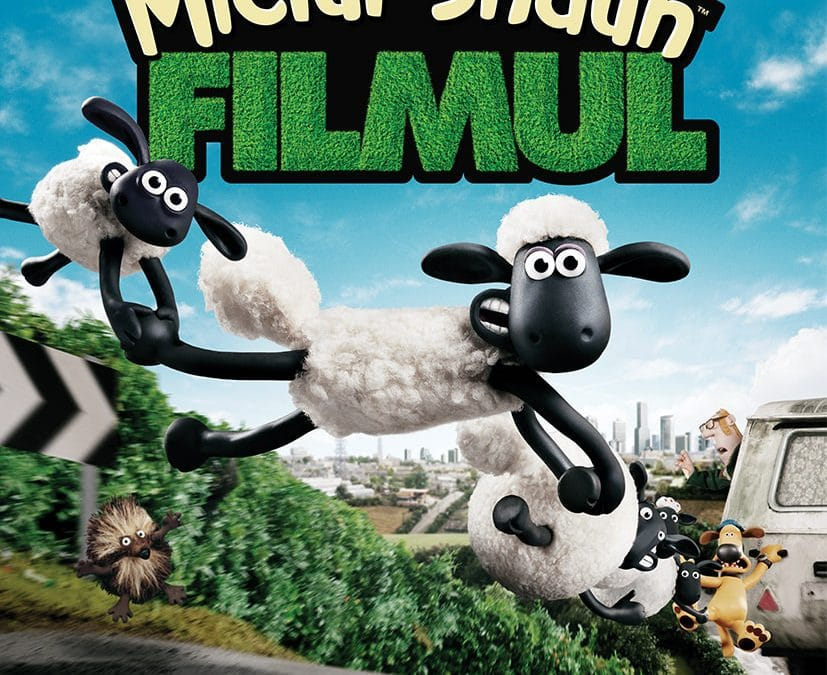 "Invitații la filmul ""Shaun the Sheep The Movie / Mielul Shaun Filmul"""