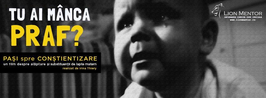 Film documentar: Pași spre conștientizare