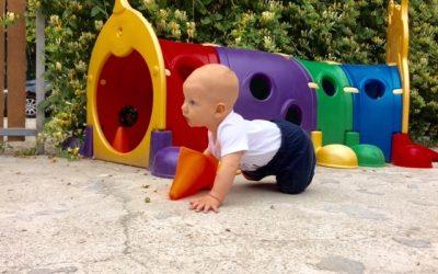 15 lucruri pe care să le faci cu bebelușul tău, în fiecare zi