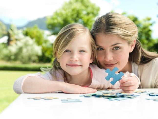 De ce le plac copiiilor jocurile tip puzzle?