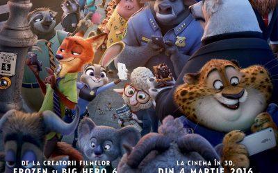 Află cum a fost construit Zootropolis – cel mai nou oraş din universul Disney