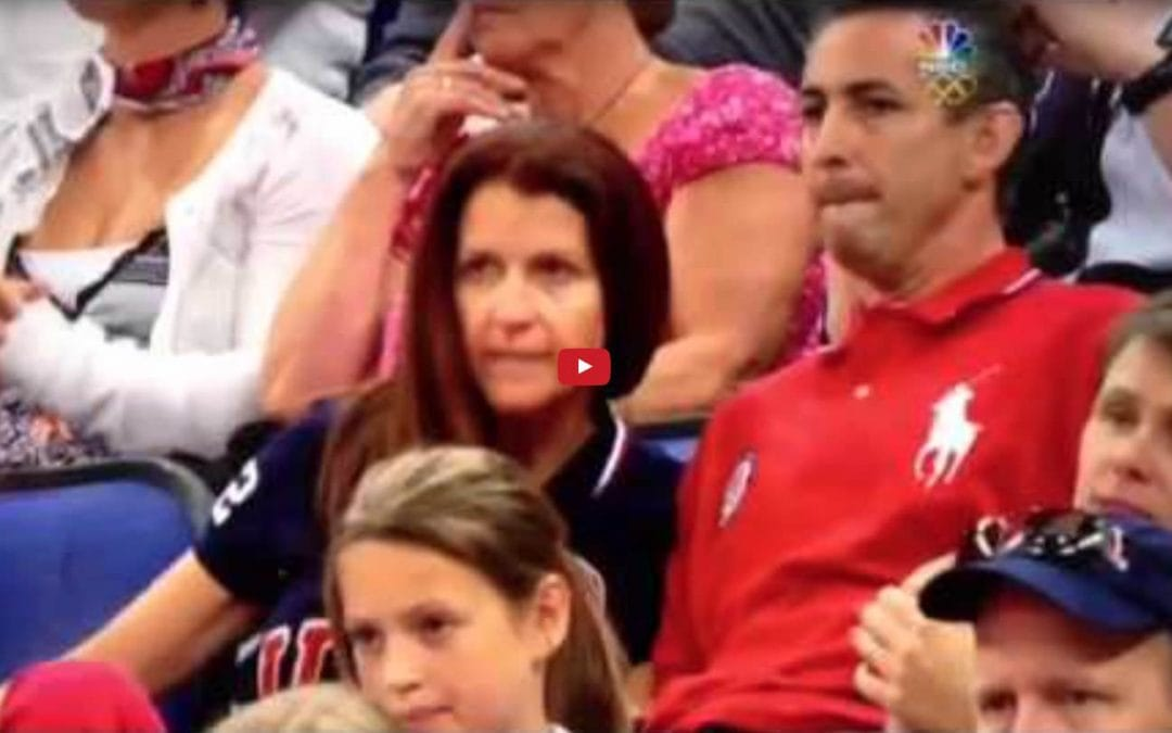 Părinții care inhibă dorința copiilor pentru sport