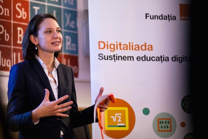 Educație digitală – pentru copiii din gimnaziu