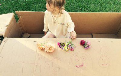 8 modalități prin care putem dezvolta creativitatea copiilor