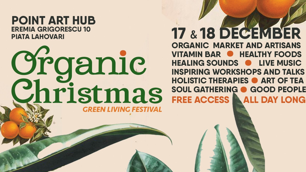 Organic Christmas by Organic Days