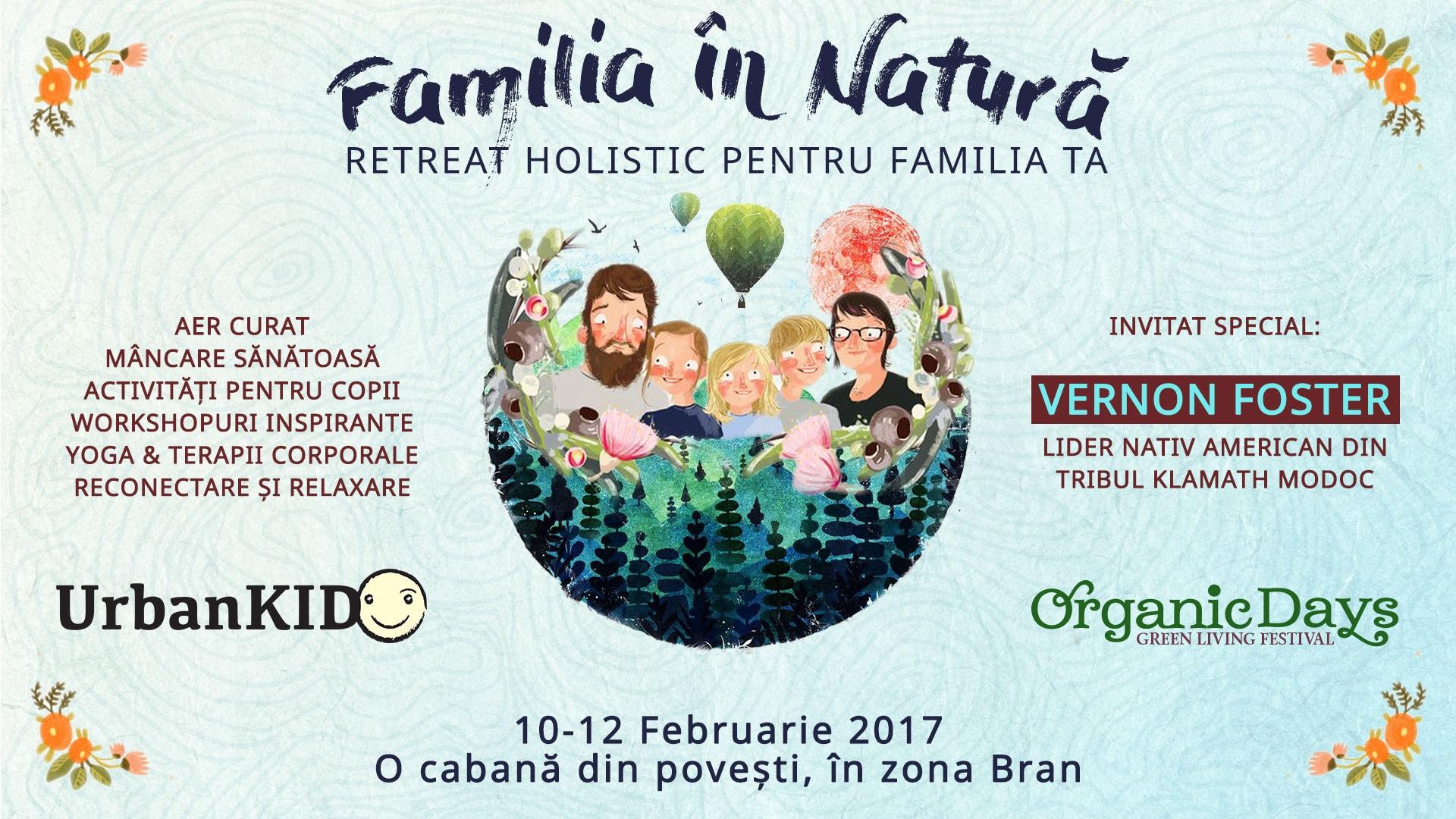 Familia în Natură