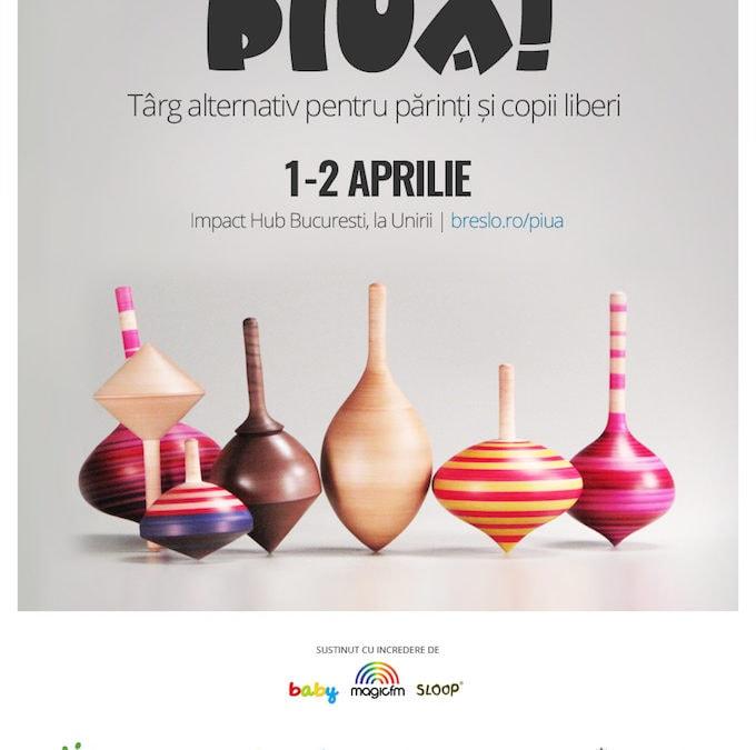 Fun & Food la Piua | 20 de motive sa-i aduci pe copii