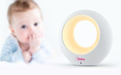 iBaby Air – monitorizează calitatea aerului, umiditatea și temperatua din camera copilului