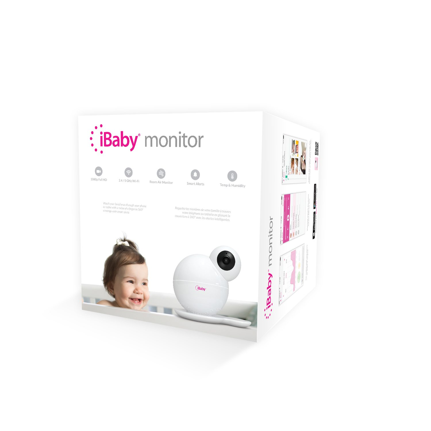 iBaby-Monitor-M6S-Package