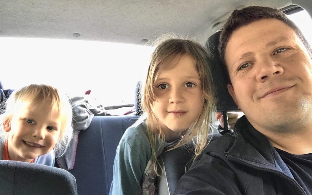 Confesiunile unui tată. Un weekend singur cu copiii: 9 lecții învățate.
