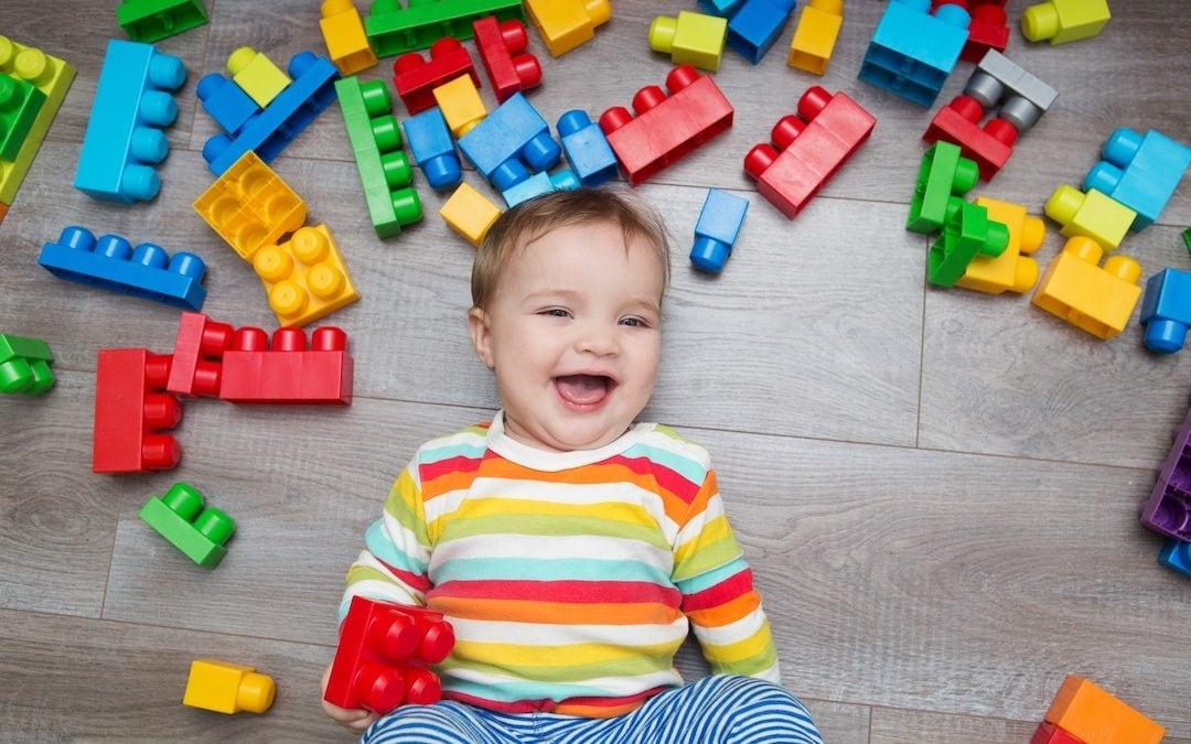 Matematica, floare la ureche pentru cei mici cu jocurile LEGO