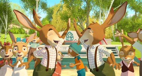 Top 5 filme de animație pentru copii in acest weekend la Minimest 2017