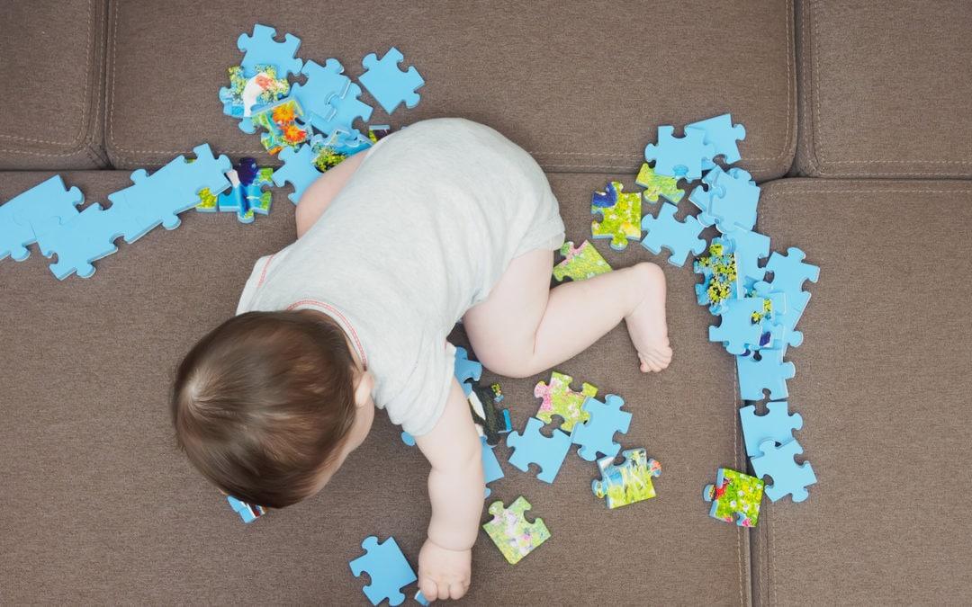 De ce e important ca un copil sa aiba jocuri puzzle