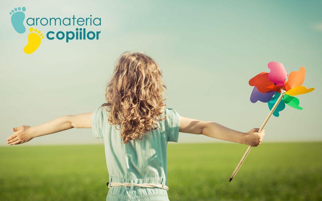 Cum alegem uleiurile esențiale potrivite și sigure pentru copii?