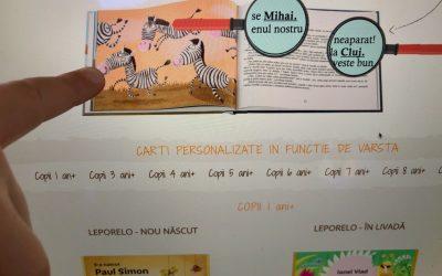 Cadoul perfect pentru copii: Cărți personalizate în funcție de vârstă