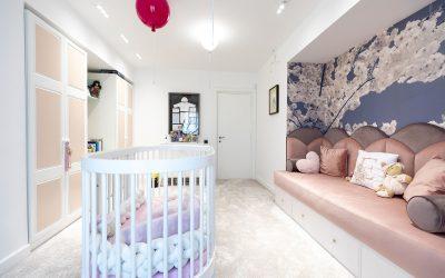 6 idei practice pentru un decor cool in camera copiilor