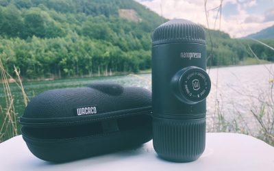 Cum ar fi să poți bea unespresso cremos și gustos ☕ oriunde ai fi? Poți cu Wacaco Nanopresso