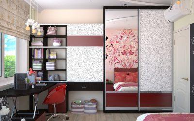 Accesorii pentru mobila din dormitorul copiilor. 4 idei cu beneficii multiple